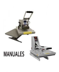 PLANCHAS MANUALES